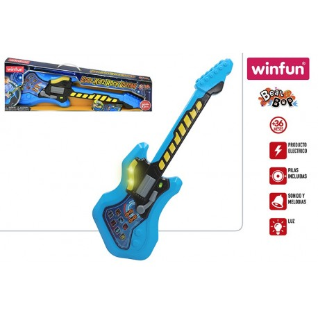 guitarra electrica cool kidz winfun (44747)