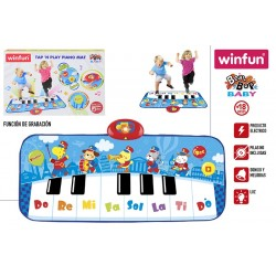 Alfombra piano winfun (44752)