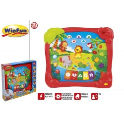 tablet educativa jungla winfun (44753)