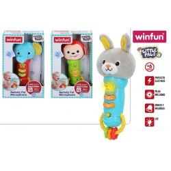 microfono animales winfun (46319)