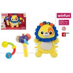 set sonajero leon winfun (46331)