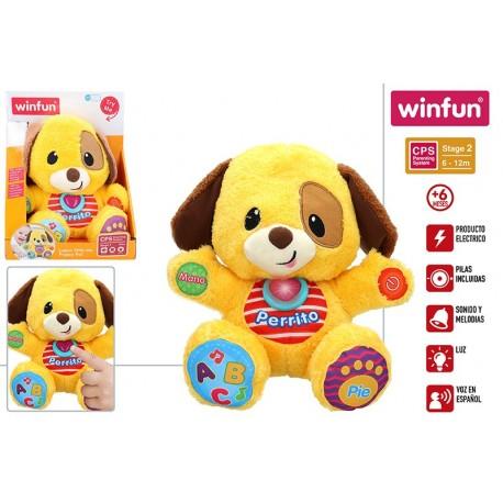 perrito educativo español winfun (44719)