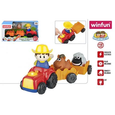 tractor granja sonidos winfun (44737)