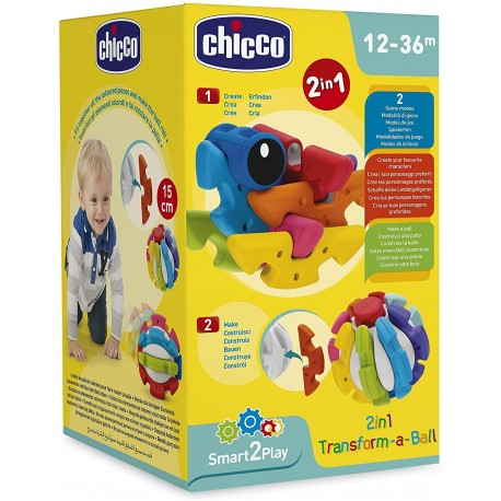 Pelota transformable chicco (93740)
