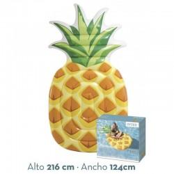 Colchoneta hinchable piña intex (58761)