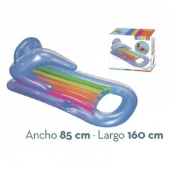Colchoneta sillón 160x85 cm intex (58802)