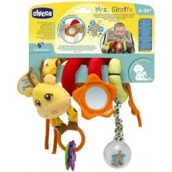 Mrs giraffe stroller chicco (7201)