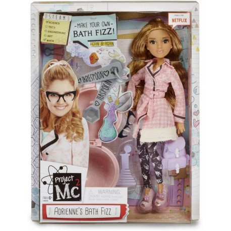 Project MC2 Experimentos Adrienne famosa (13670)