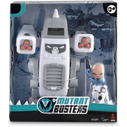 Mutant Busters Metal Ice famosa (12151)