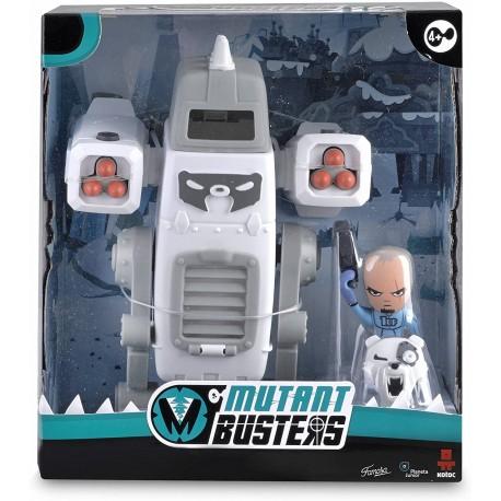 Mutant Busters Metal Ice famosa (12151)