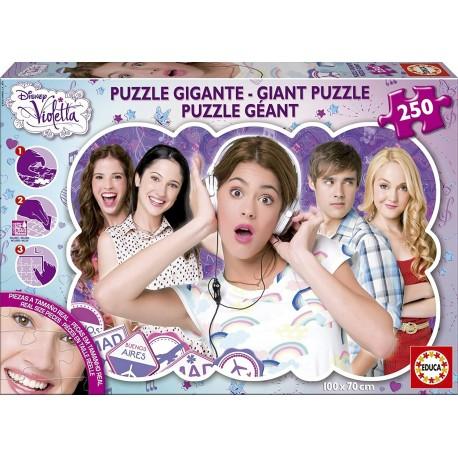 Puzzle Violetta gigante 250 pcs educa (15857)