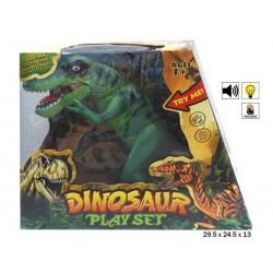 Dinosaurio luz y sonido rama (37975)