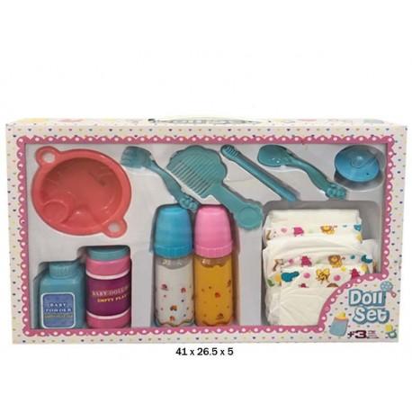 Caja accesorios para bebé rama (38057)
