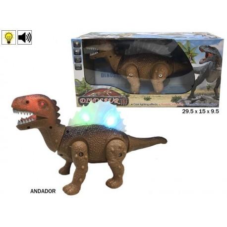 Spinosaurio camina luz y sonidos rama (39641)