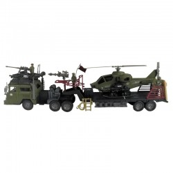 Super Camión 80 cm - Military Equipment josbertoys (218)