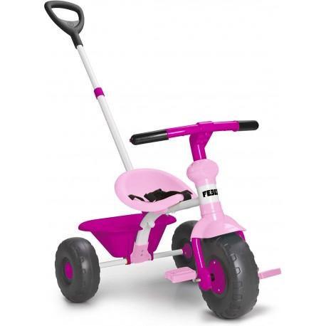 Baby Trike Pink famosa (12140)