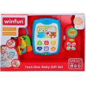 set tableta + acc bebe winfun (46329)