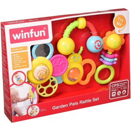 set sonajeros winfun (46332)