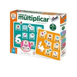 Tablas de multiplicar diset (68957)