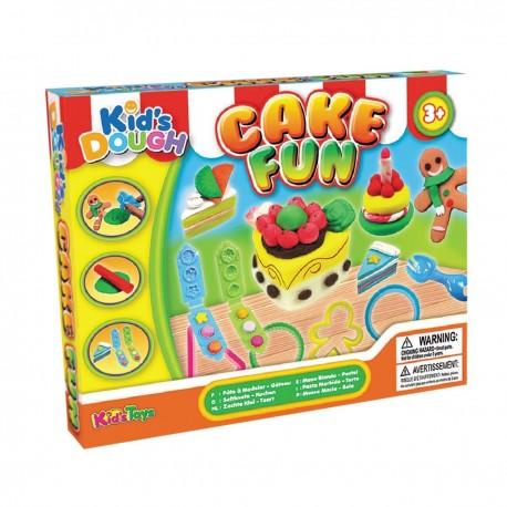 Cake Fun plastilina josbertoys (464)