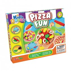 Pizza Fun plastilina josbertoys (467)