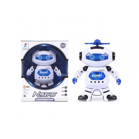 Robot luces y sonidos josbertoys (283)