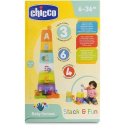 Super torre apilable chicco (93080)