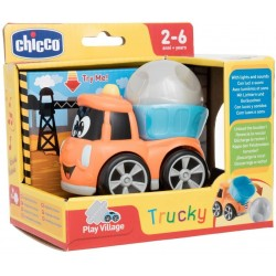Trucky vehiculo parlanchin chicco (9355)