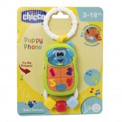 Puppy telefono de paseo chicco (97080)
