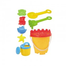 Set Cubo playa 8 pcs josbertoys (504)