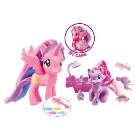 Set caballo luz y sonido josbertoys (515)