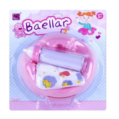 Set accesorios bebé josbertoys (524)
