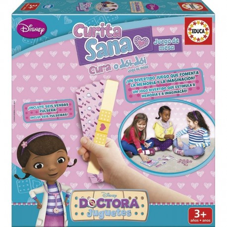 Doctora de juguetes Curita Sana educa (16143)