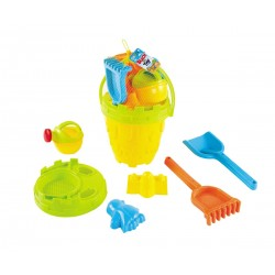 Cubo playa 7 pcs josbertoys (553)