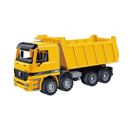 Camión volquete josbertoys (343)