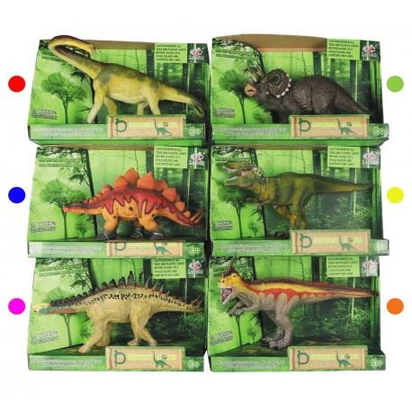 Dinosaurios 26 cm josbertoys (519)