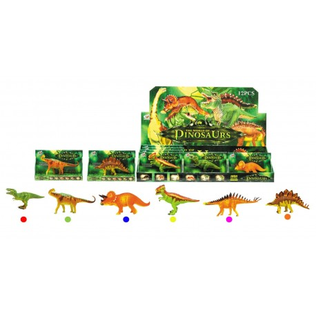 Dinosaurios 13 cm josbertoys (266)