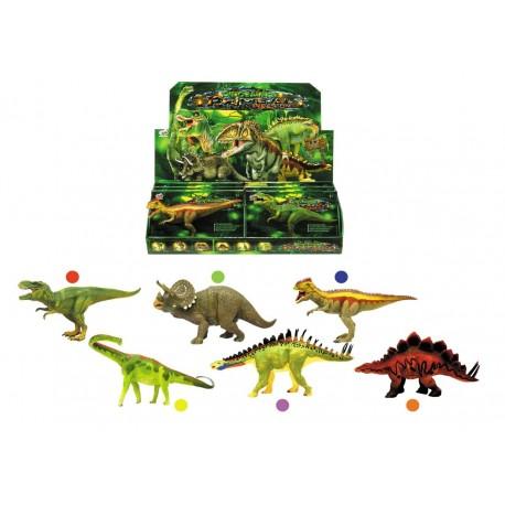 Dinosaurios 18 cm josbertoys (265)