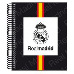 Bloc A7 100 hojas Real Madrid safta (511557099)
