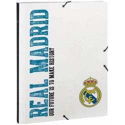 Carpeta folio Real Madrid Make History (safta)