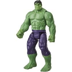 Avengers - Figura Titan Hero Deluxe Hulk hasbro (E74755L0)