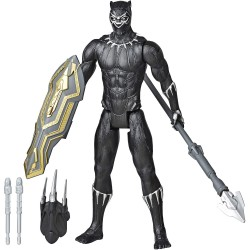 Avengers - Figura Titan Hero Black Panther hasbro (E73885L0)