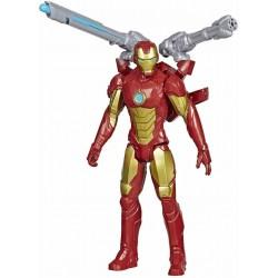 Avengers - Figura Titan Hero Iron man hasbro (E73805L0)
