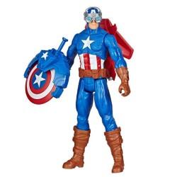 Avengers - Figura Titan Hero Capitán América hasbro (E73745L0)