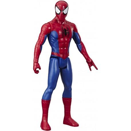 Figura Titan Hero Spiderman hasbro (E73335L0)