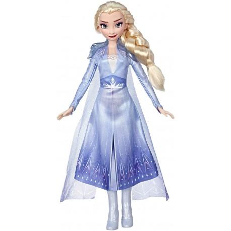 Frozen 2 Muñeca Elsa hasbro (E6709ES0)