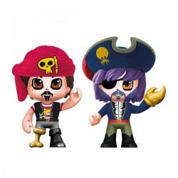 Pinypon Action. Piratas 2 Figuras famosa (15644)