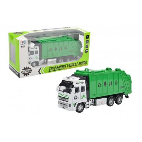 Camión limpieza metal josbertoys (413)