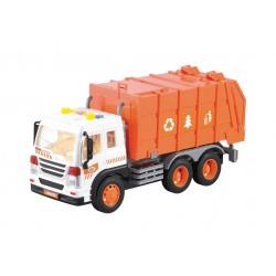 Camión basura fricción luz y sonido josbertoys (129)