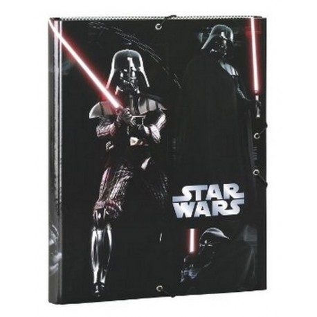 Carpeta folio Star Wars (safta)